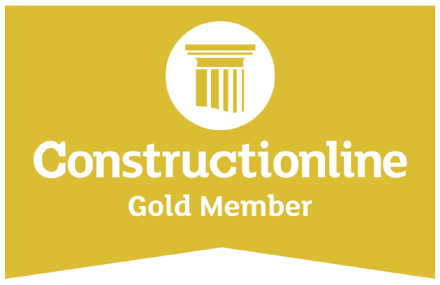 Constructiononline Gold Member accreditation