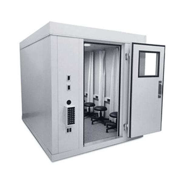 Eckel Multi-Room Audiology Booths