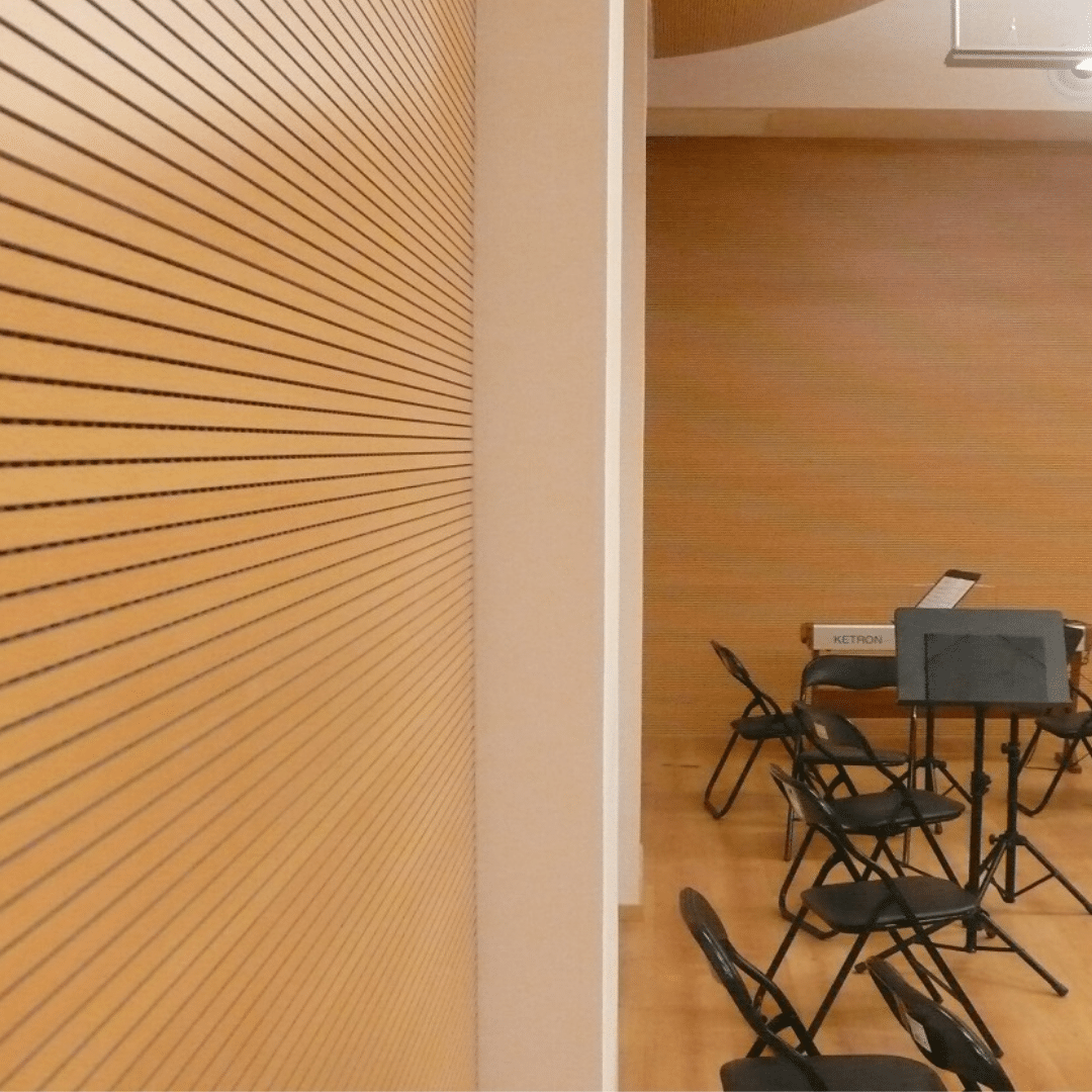 Ideatec sound absorption feature image