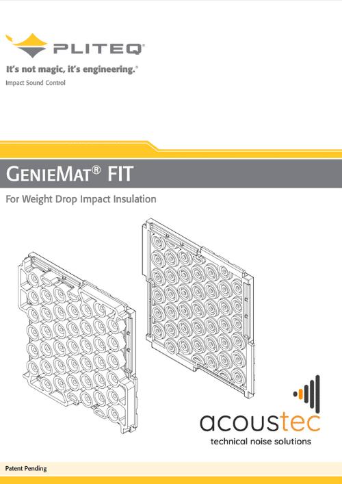 GenieMat GIT technical datasheet