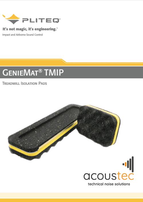 GenieMat TMIP technical datasheet