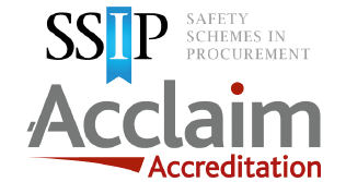 SSIP Acclaim Accreditation logo