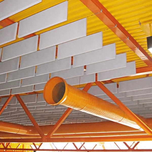 Soundhush ShushBaffle acoustic panels