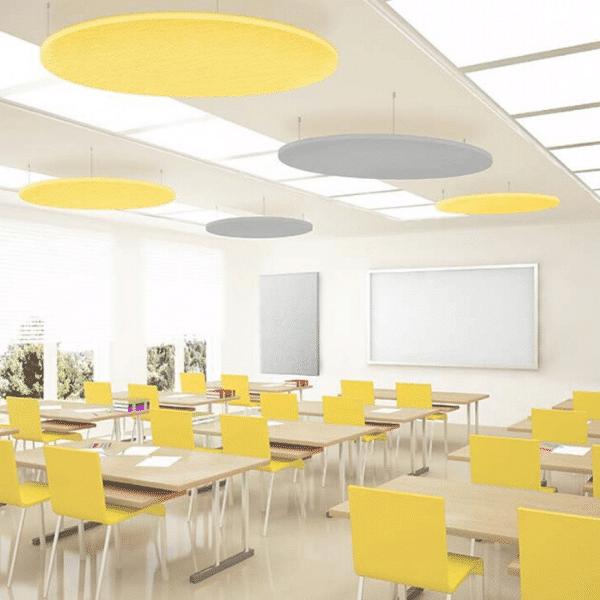 Soundhush ShushRaft ceiling acoustic panels