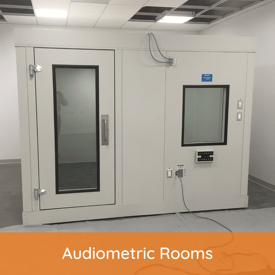 Audiometric Rooms feature image